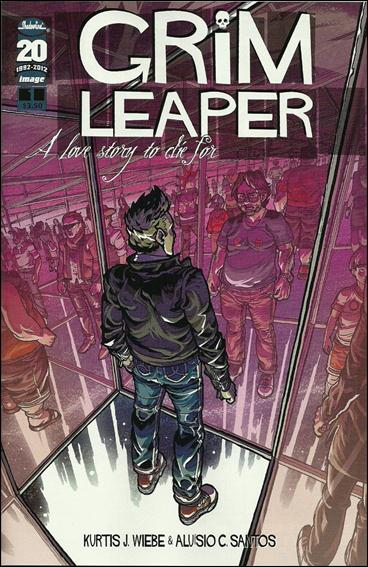 Grim Leaper 1-A by Image