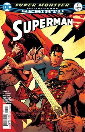 Superman (2016) 13-A