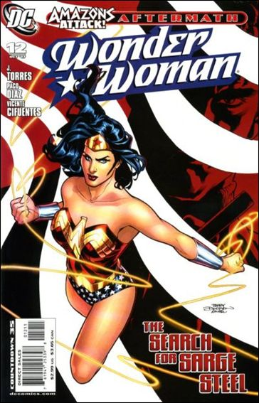 Wonder Woman (2006) 12-A by DC