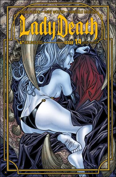 Lady Death (2010) 14-C by Boundless Comics