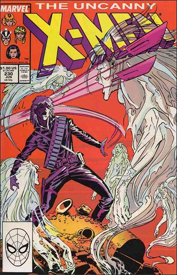 Uncanny X-Men (1981) 230-A by Marvel