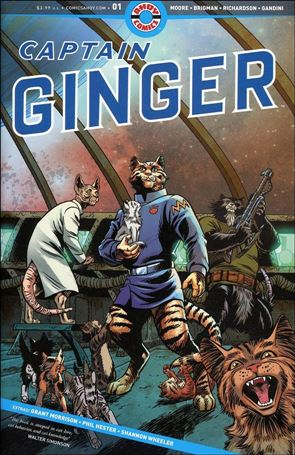 Captain Ginger 1-A