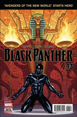 Black Panther (2016) 13-A