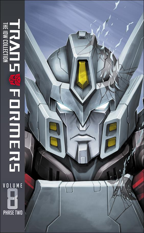 Transformers: IDW Collection Phase Two 8-A by IDW