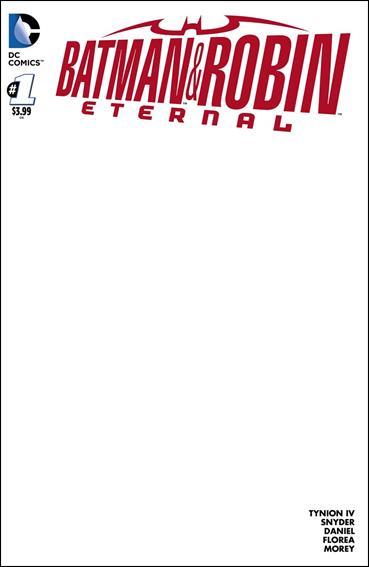 Batman & Robin Eternal 1-B by DC