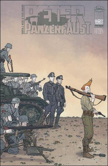 Peter Panzerfaust 15-B by Shadowline
