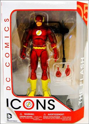 DC Icons Flash