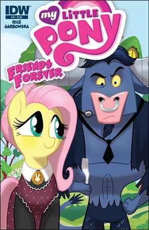 My Little Pony: Friends Forever 10-A