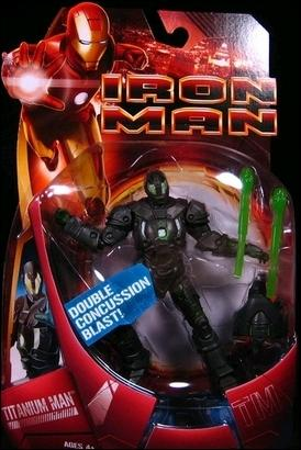 Iron Man (Movie) Titanium Man by Hasbro