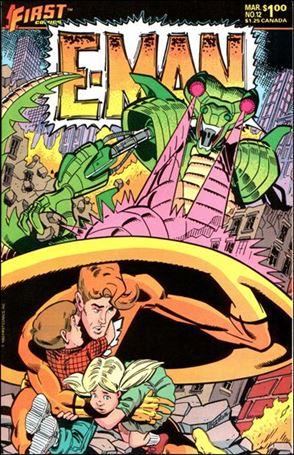 E-Man (1983) 12-A