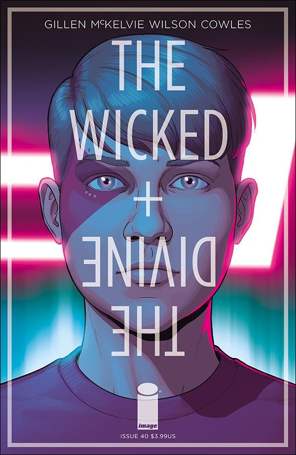 Wicked + the Divine 40-A by Image