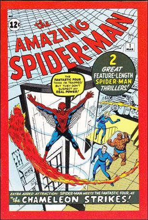 Amazing Spider-Man (1963) 1-E