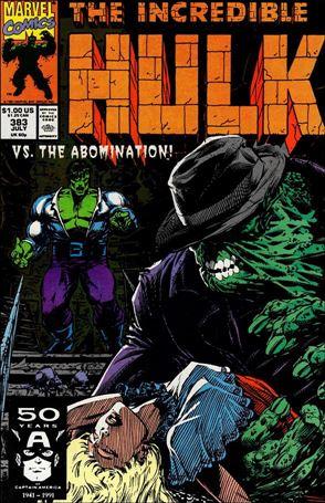 Incredible Hulk (1968) 383-A