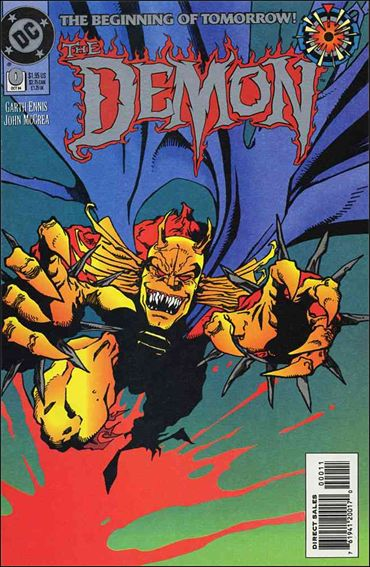 Demon (1990) 0-A by DC