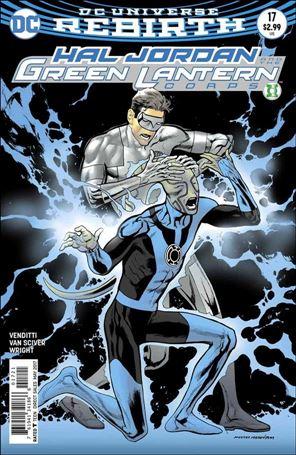 Hal Jordan and the Green Lantern Corps 17-B