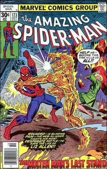 Amazing Spider-Man (1963) 173-A by Marvel