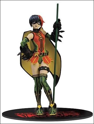 Ame-Comi (Heroine Series) Robin by DC Collectibles