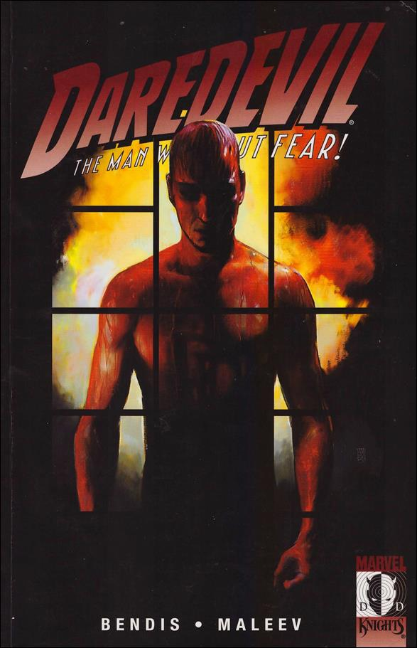 Daredevil (1998) 13-A by Marvel