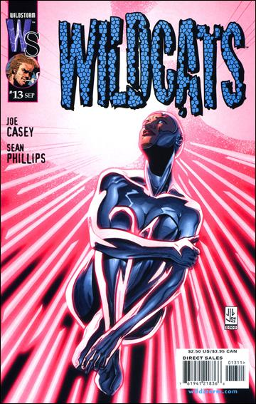 Wildcats (1999) 13-A by WildStorm