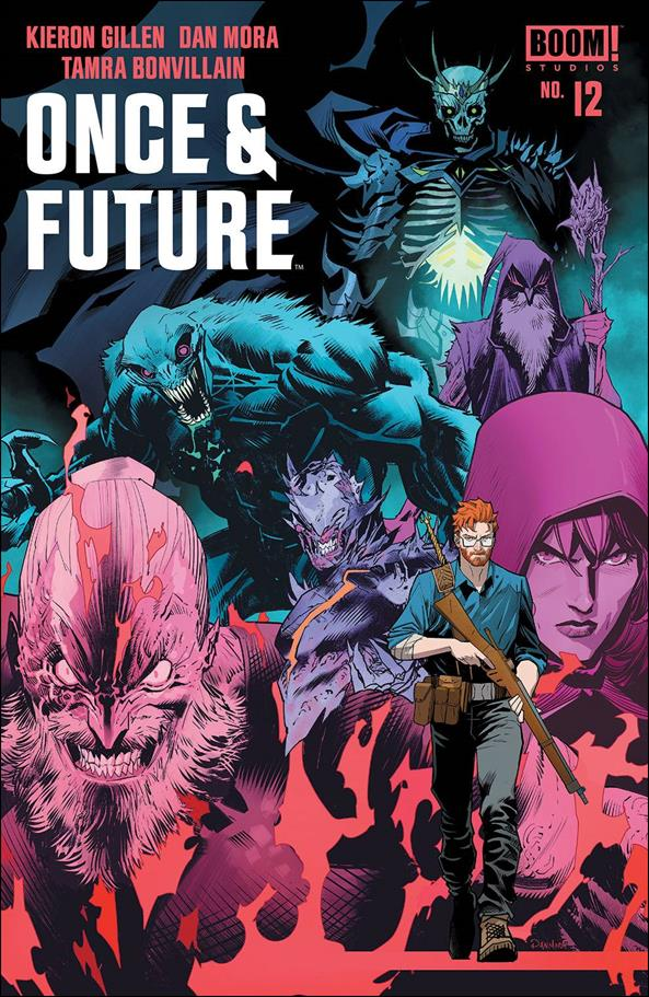 Once & Future 12-A by Boom! Studios