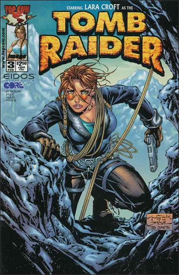 Tomb Raider: The Series 3-A by Top Cow