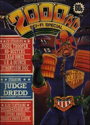 2000 A.D. Sci-Fi Special nn8-A