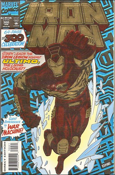 Iron Man (1968) 300-B by Marvel