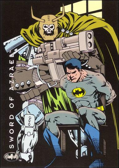 Batman: Saga of the Dark Knight (Base Set) 67-A by SkyBox