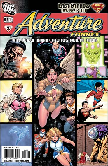 Adventure Comics (2009) '511'-B by DC