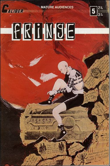 Fringe (1990) 5-A by Caliber
