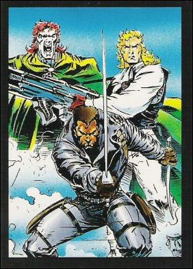 Ghost Rider II (Base Set)  62-A by Comic Images