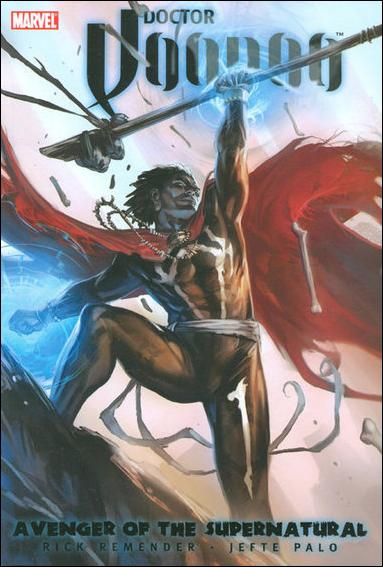 Doctor Voodoo: Avenger of the Supernatural nn-A by Marvel