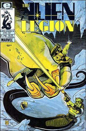 Alien Legion (1984) 19-A