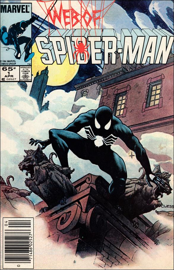 Web of Spider-Man (1985) 1-A by Marvel