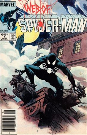 Web of Spider-Man (1985) 1-A