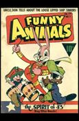 Fawcett's Funny Animals 3-A