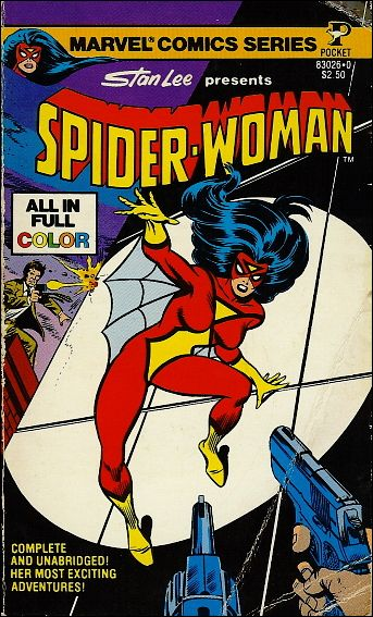 Spider-Woman (1979) 1-A by Simon & Schuster