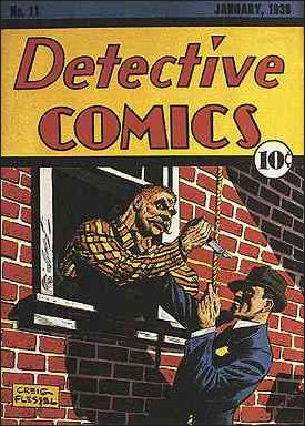 Detective Comics (1937) 11-A by DC