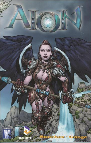 Aion 1-A by WildStorm