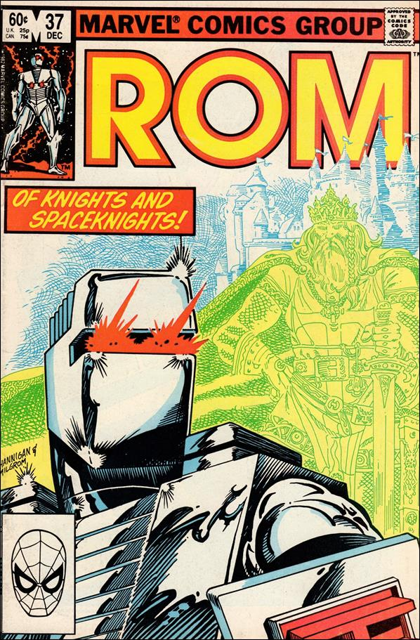 ROM (1979) 37-A by Marvel