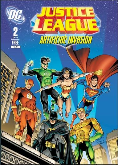 General Mills Presents: Justice League 2-B by DC
