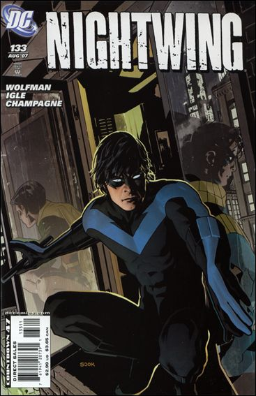 Nightwing (1996) 133-A by DC
