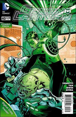 Green Lantern (2011) 40-B
