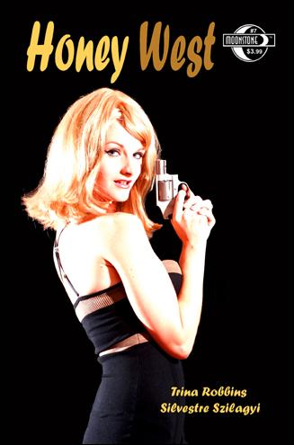 Honey West (2010) 7-B by Moonstone