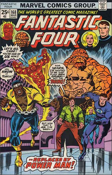 Fantastic Four (1961) 168-A by Marvel