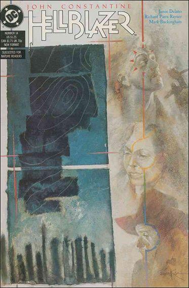 Hellblazer (1988) 14-A by Vertigo