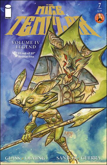 Mice Templar Volume IV: Legend 7-A by Image