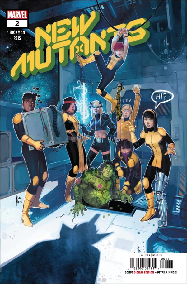 New Mutants (2020) 2-A by Marvel