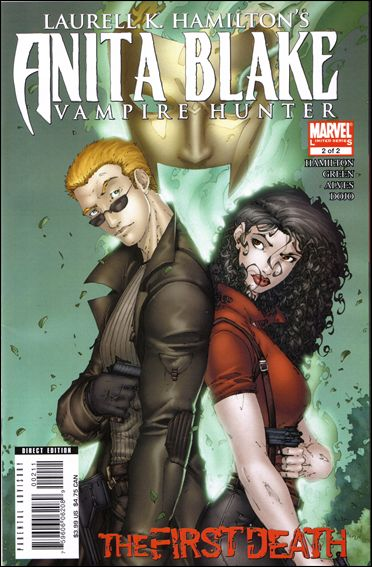 Laurell K. Hamilton's Anita Blake - Vampire Hunter: The First Death 2-A by Marvel