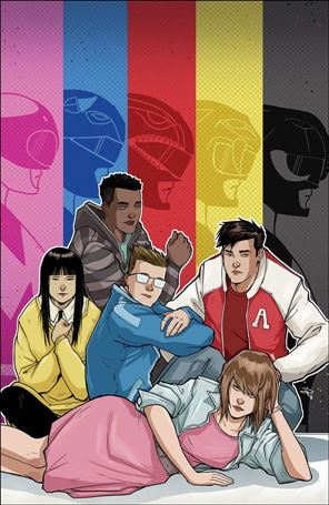 Mighty Morphin Power Rangers 12-E